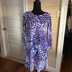 NWT Lilly Pulitzer Shift Dress, Sparkling Grotto